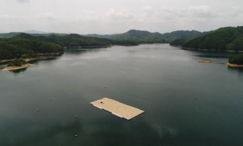 [국민일보] 국내 최초로 '호수 인공섬'에서 생태음악회 열린다