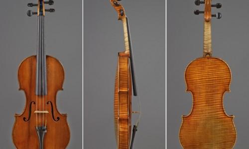[세계일보] 전설적인 바이올린 '과르네리 델제수' 한국에 오다