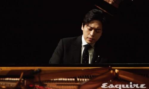 """[에스콰이어] 김선욱은 """"400% 확신한다""""고 말한 베토벤의 소나타"""
